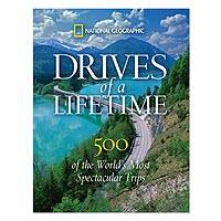 'Drives of a Lifetime' - Drives of a Lifetime Book