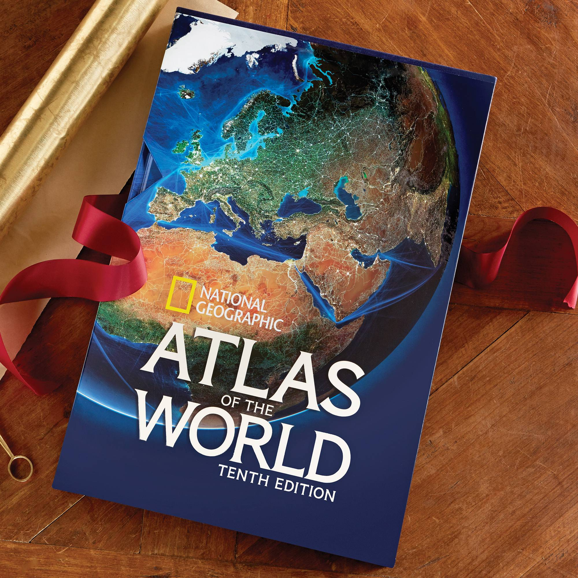 National geographic tenth edition atlas with slipcase atlas of the national geographic tenth edition atlas with slipcase atlas of the world 10th ed novica gumiabroncs Choice Image