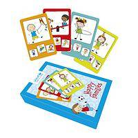 UNICEF card game, 'Happy Families' - Happy Families Card Game Boxed Set