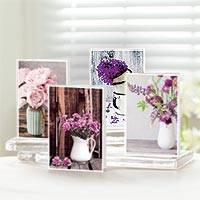 UNICEF everyday cards, 'Vintage Bouquets' (set of 12) - Vintage Bouquets UNICEF Everyday Cards (set of 12)