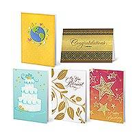 UNICEF Business Collection Office Greeting Card Set (set of 25) - UNICEF Business Collection Boxed Cards
