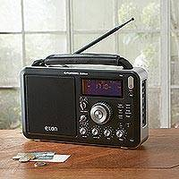 Shortwave AM/FM Field Radio, 'Eton Field BT' - Shortwave AM/FM Field Radio Eton Bluetooth Capable