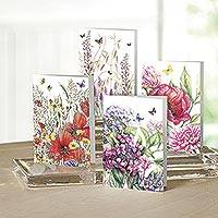 UNICEF Floral all-occasion cards (set of 12) - Botanical Daydreams UNICEF All-Occasion Cards (set of 12)