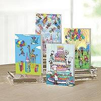 UNICEF Children's birthday cards (set of 12) - A Birthday Story UNICEF Birthday Cards (set of 12)