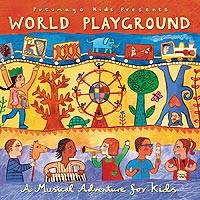 Audio CD, 'World Playground' - Putumayo Children's World Playground CD