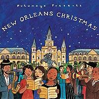 Audio CD, 'New Orleans Christmas' - Putumayo Holiday Music CD New Orleans Christmas