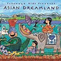 Audio CD, 'Asian Dreamland' - Putumayo Inspirational Music CD Asian Dreamland