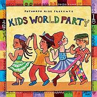 Audio CD, 'Kids World Party' - Putumayo Children's World Music CD