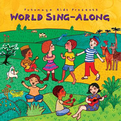 Audio CD, World Sing Along