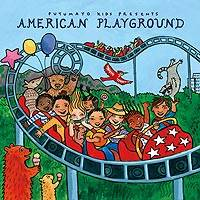 Audio CD, 'American Playground' - Putumayo Children's Audio CD American Playground