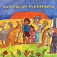 Audio CD, 'Australian Playground' - Putumayo Australian Playground Audio CD