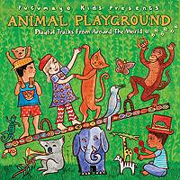 Audio CD, 'Animal Playground' - Putumayo Children's Animal Playground CD