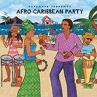 Audio CD, 'Afro-Caribbean Party' - Putumayo Afro-Caribbean Party Music CD