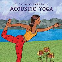 Audio CD, 'Acoustic Yoga' - Putumayo World Music Acoustic Yoga CD