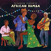 Audio CD, 'African Rumba' - Putumayo World Music African Rumba CD