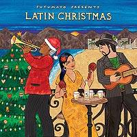 Audio CD, 'Latin Christmas' - Putumayo Latin Christmas Music CD