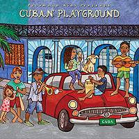 Audio CD, 'Cuban Playground' - Putumayo Kid's Cuban Playground CD