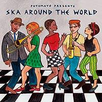 Audio CD, 'Ska Around the World' - Ska Around the World Audio CD from Putumayo