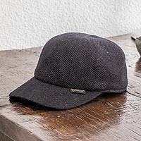 Goretex Waterproof Wool Baseball Hat