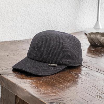 Goretex Waterproof Wool Baseball Hat