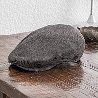 Gore-Tex Waterproof Wool Driving Cap - Gore-Tex Waterproof Wool Driving Cap