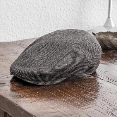 Gore-Tex Waterproof Wool Driving Cap