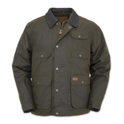 Oilskin Three-Season Travel Jacket