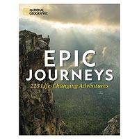 Book, 'Epic Journeys' - NatGeo Epic Journeys Hardcover Book