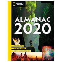 National Geographic 2020 Almanac - National Geographic 2020 Softcover Almanac