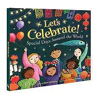 Children's book, 'Let's Celebrate!' - Putumayo Children's Book of World Celebrations