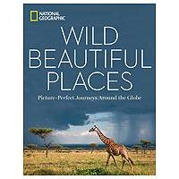 National Geographic book, 'Wild, Beautiful Places' - NatGeo Book 'Wild, Beautiful Places' Hardcover