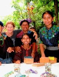 Weaving Hands of Atitlan