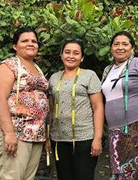 Women Leaders of La Colorada
