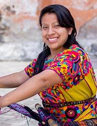 Women Artisans of Chichicastenango