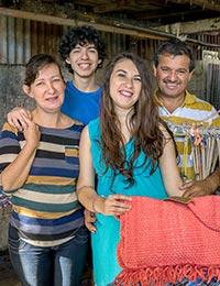 Arrieta Roman Family