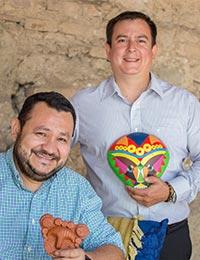 Carlos and Patricio