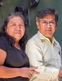 Rafael and Elvira