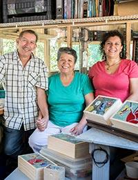 Herrera Perlaza Family Artisans