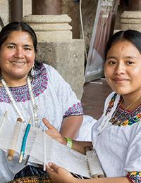 Ixbalam Ke Women Weavers