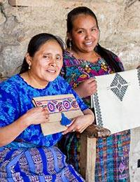 Women Weavers of Tecpan