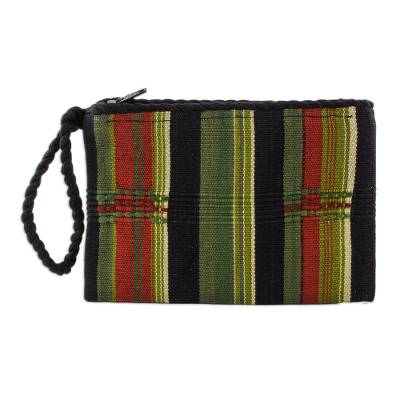 Guatemalan Small Cotton Camera Bag