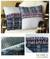 Cushion covers, 'Tocola Blues' (pair) - Cushion covers (Pair) (image 2) thumbail