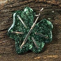 Jade pendant,