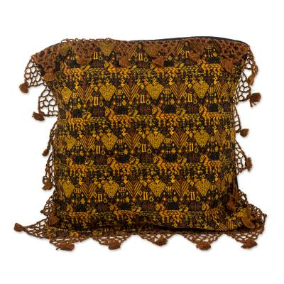 3 Hand made Guatamalan Guipil Wallet