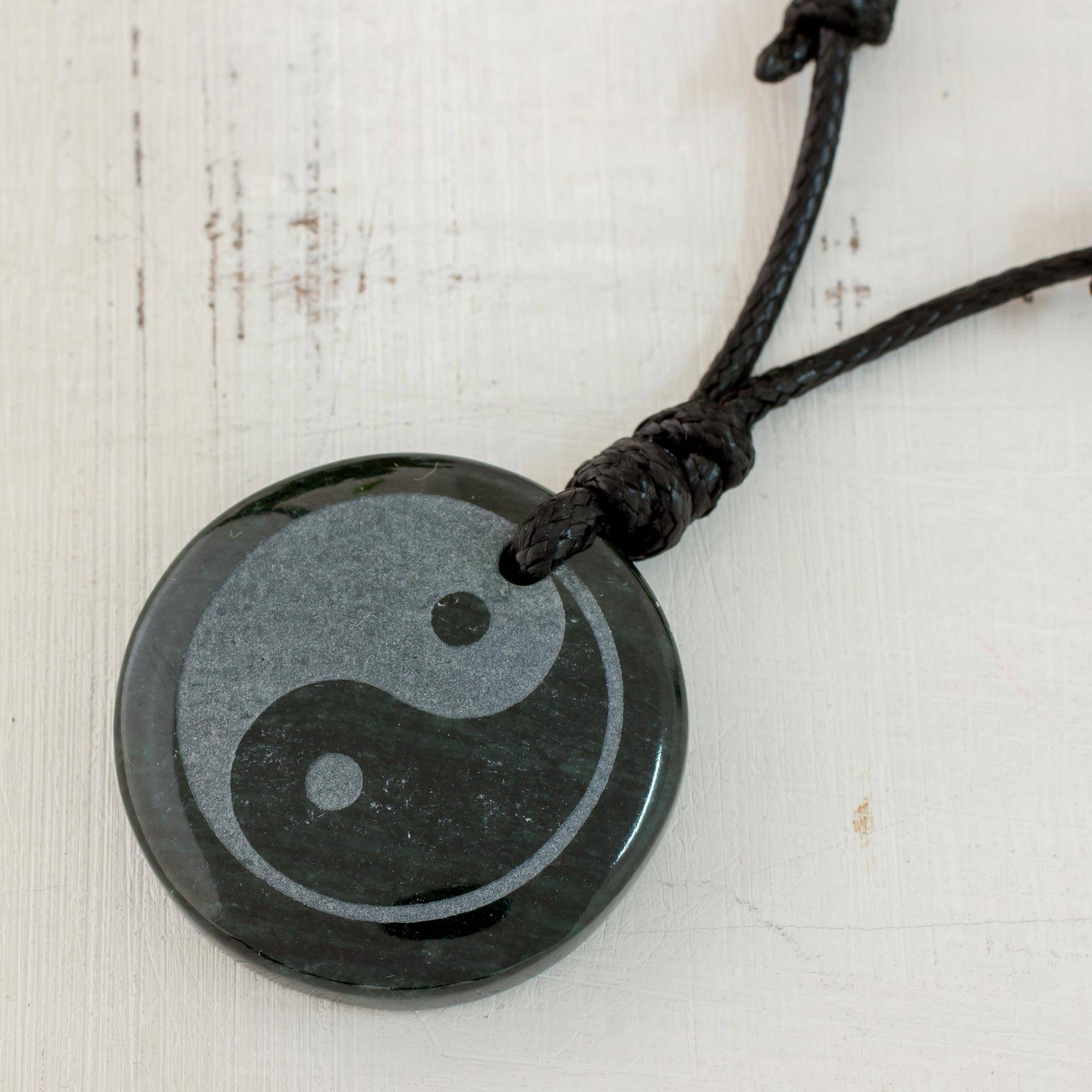 necklace style details your sterling bring of silver represents cn crystal bkw products this which yin natural perfect yang duality forces to cubic with necklaces symbol and balance the features sparkle