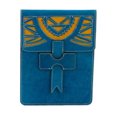 Novica Leather portfolio, Banks of San Juan