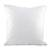 Cotton cushion cover, 'San Rafael Pictures' - Hand Woven Antique White Guatemalan Cotton Cushion Cover (image 2c) thumbail