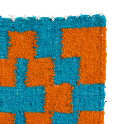Sunrise Hand Woven Wool Area Rug