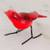 Ceramic figurine, 'Cardinal' - Hand Sculpted, Hand Painted Ceramic Cardinal Figurine (image 2b) thumbail