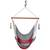 Cotton rope hammock swing chair, 'Celebration and Relaxation' (single) - Handwoven Cotton Hammock Swing from Nicaragua thumbail